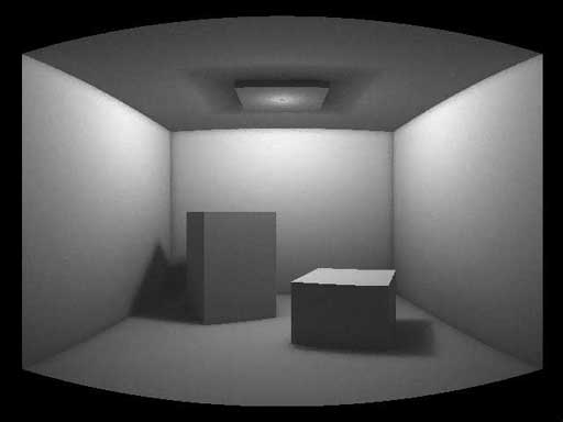 global illumination test