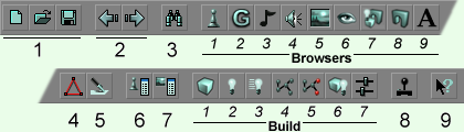 UnrealEd Toolbar